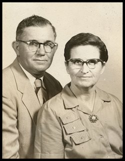 Grandpa Horace and Mama Grace