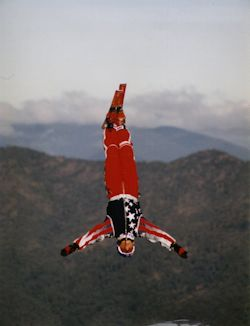 Nikki Stone - Aerial Skiing