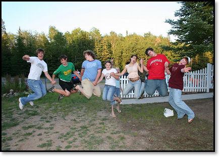 Wisconsin Jump